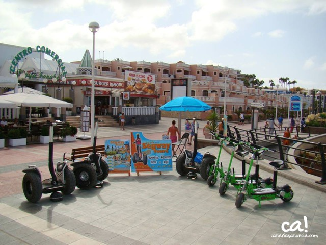 Segway Tenerife