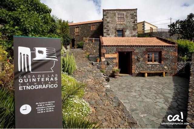 Casa de Las Quinteras Centro Etnográfico