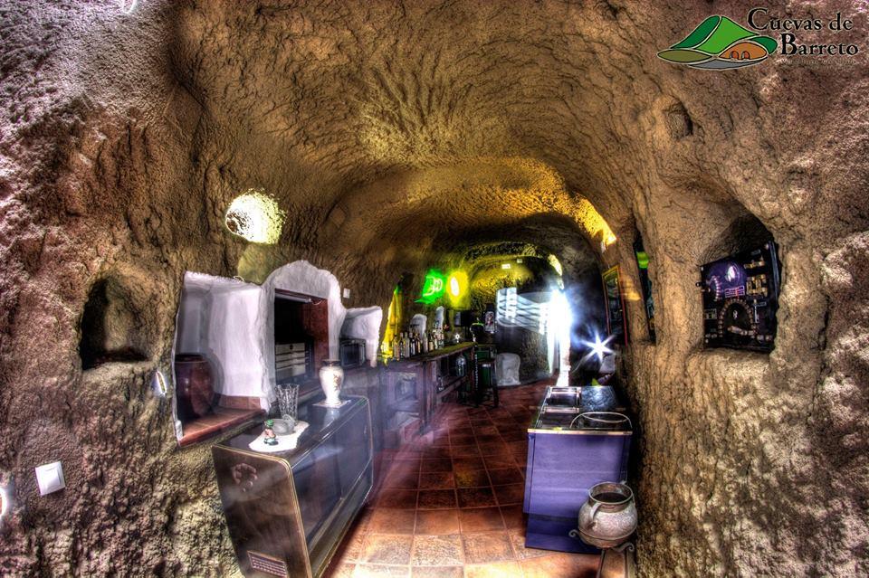 Cuevas de Barreto - 3