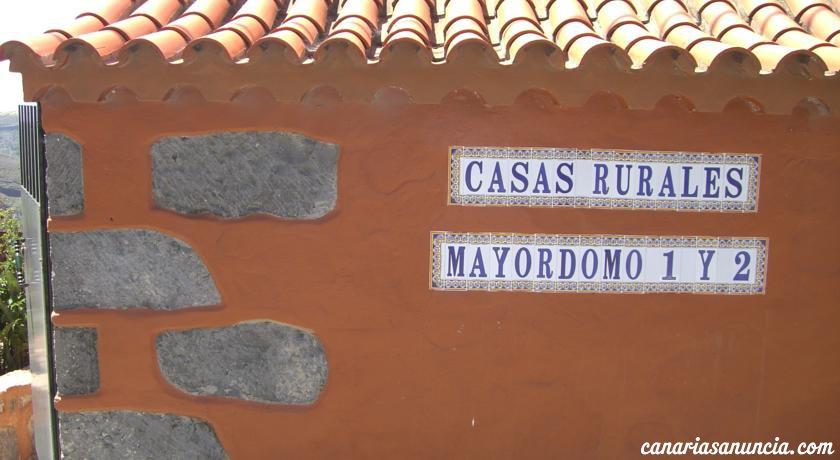 Casas Rurales Mayordomo I y II - 6565694
