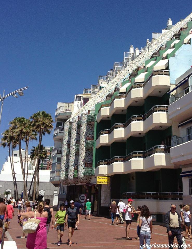Apartamentos Brisamar Canteras - brisamar