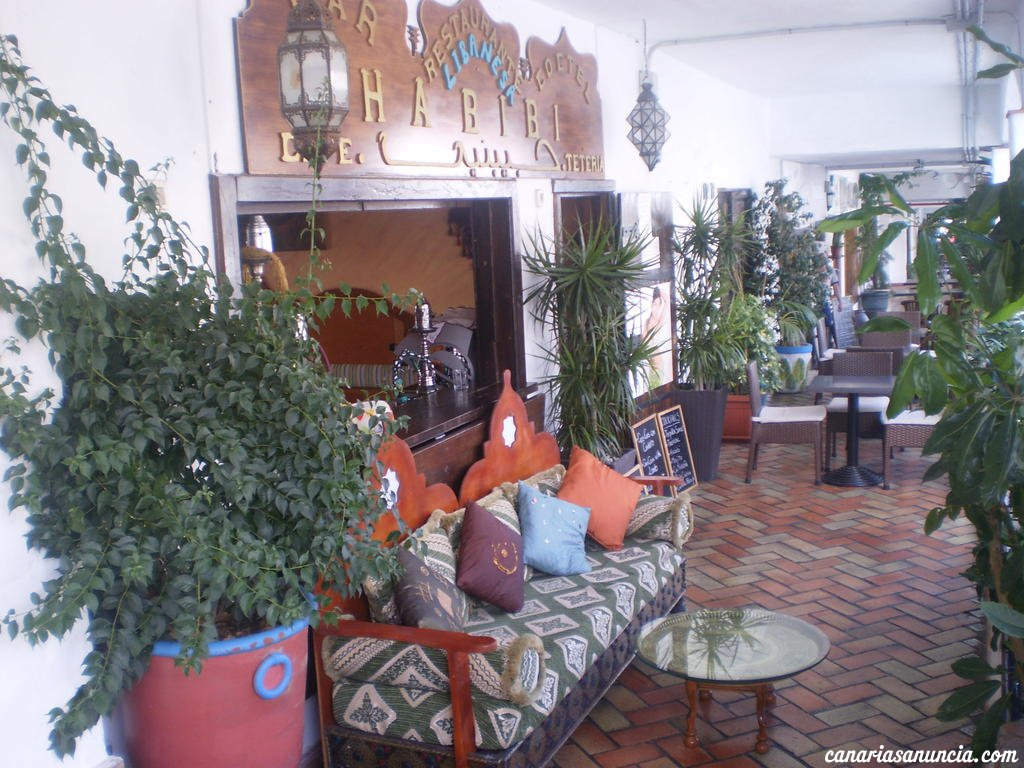 Restaurante Habibi - OLYMPUS DIGITAL CAMERA