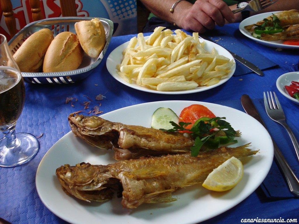 Restaurante El Refugio - Pescado Fresco