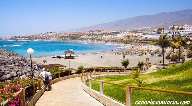 Playa de Torviscas - Playa de Torviscas